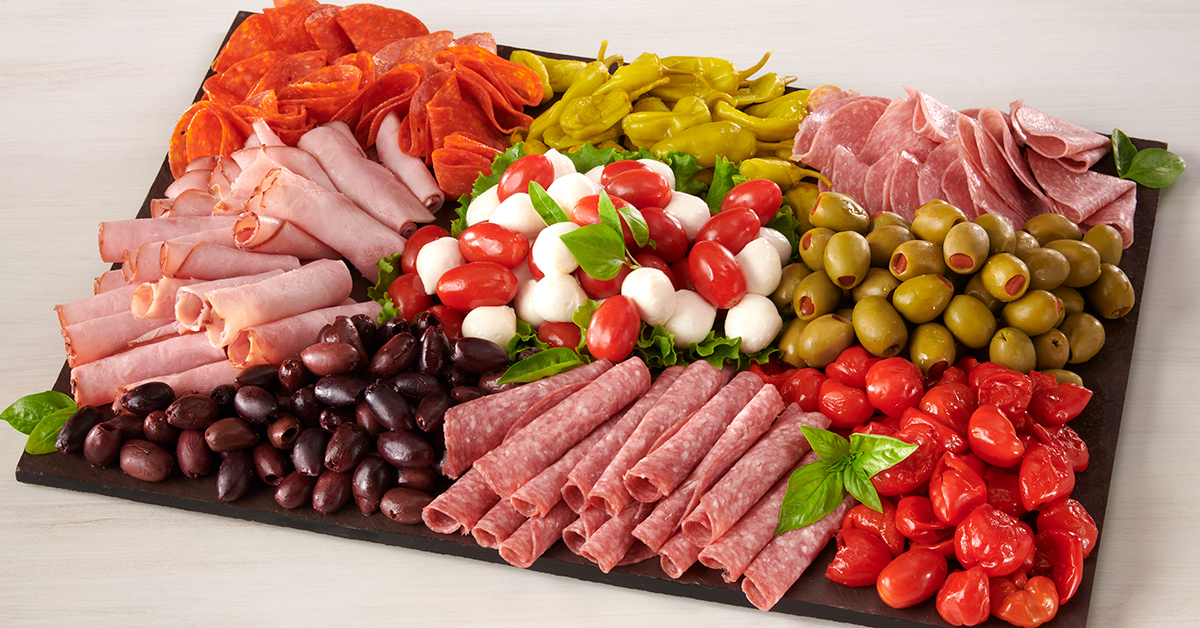 Antipasto Pleaser Platter from D&W Fresh Market!