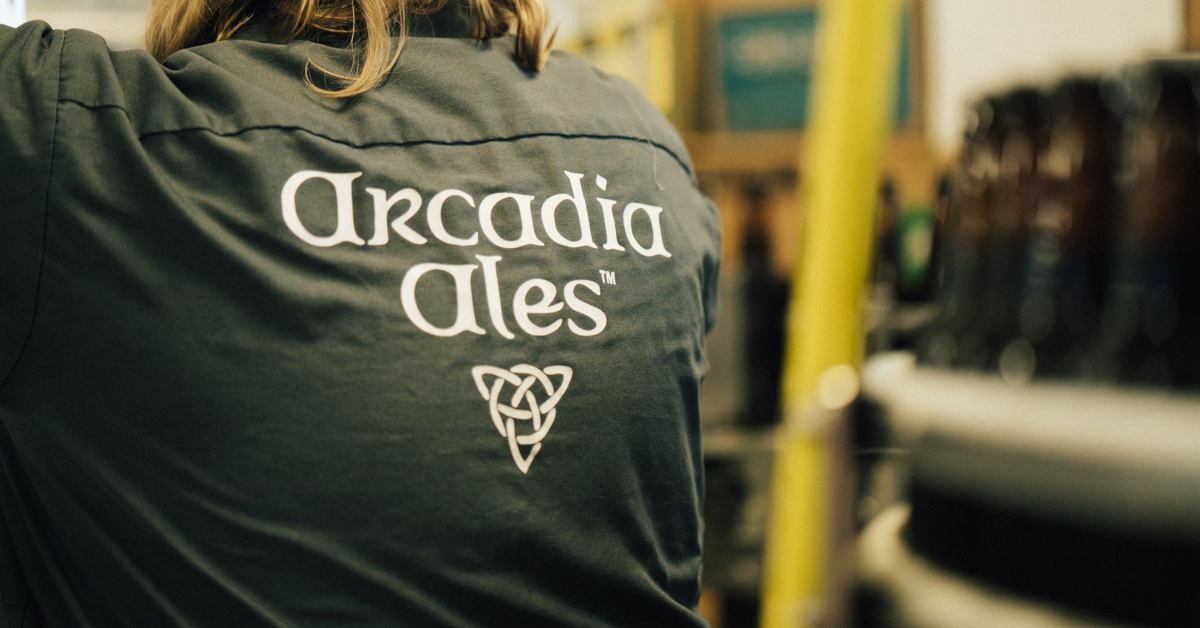Proud to Support Michigan, Arcadia Ales