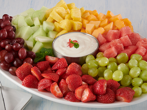 Fresh Fruit Platter from the Deli at D&W Fresh Market