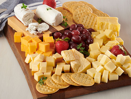 Signature Cheese party platter from D&W Fresh Market