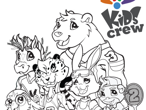 Kids Crew Group Shot
