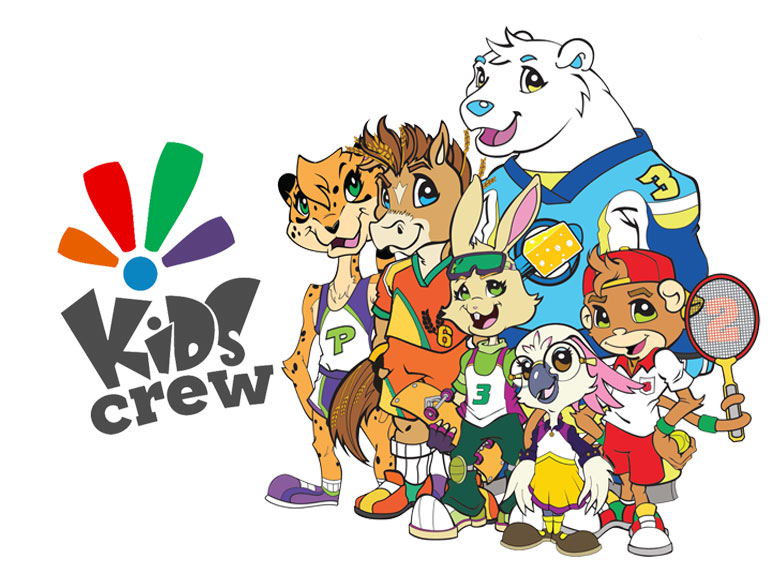 Kids Crew Activity Group
