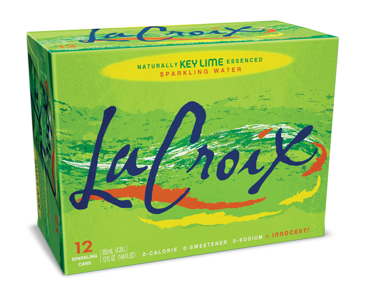 New from La Croix, Key Lime!