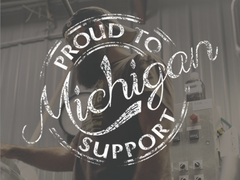 Proud to Support Michigan, Short's Brewing