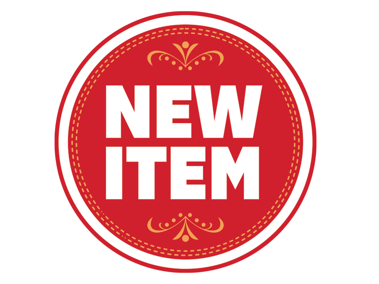 New Items in our Grocery Stores Now!