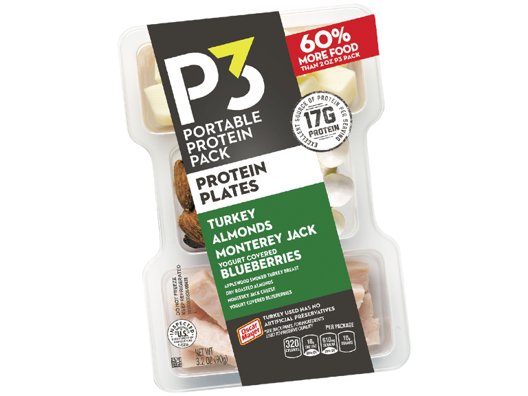 P3 is the perfect addition to any lunch box or use as a grab and go snack.