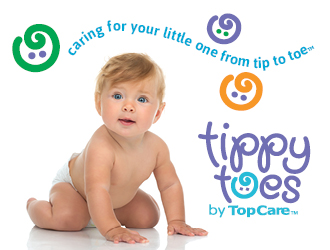 TippyToes baby care products