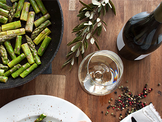 Wines with Vegetarian Far