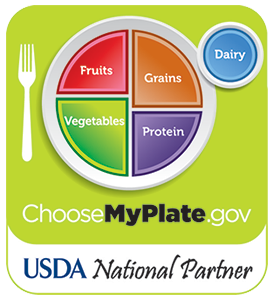 choose my plate USDA National Partner