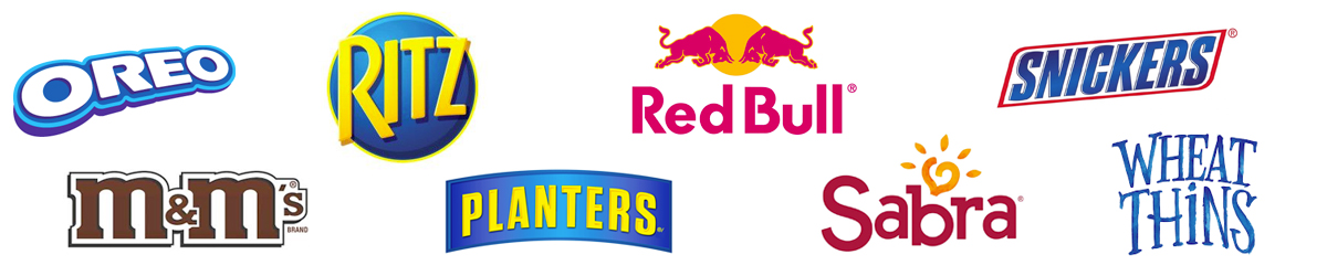 collage of participating company logos