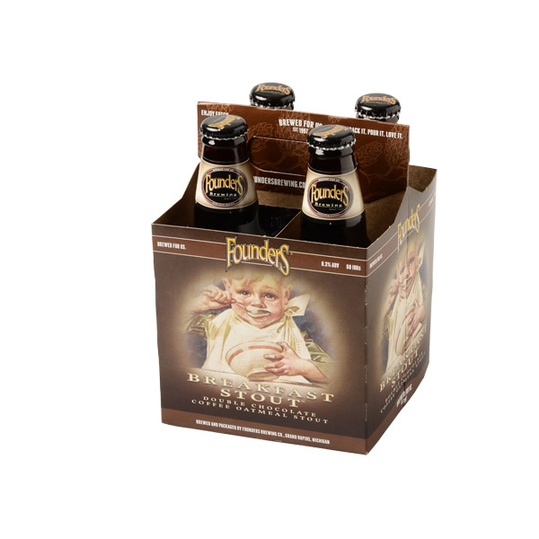 Founders Breakfast Stout 4pk btl