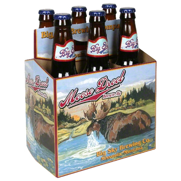 Big Sky Moose Drool 6pk btl