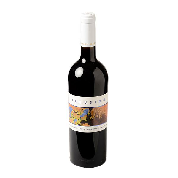 Peirano Estates Illusion Red Blend Lodi