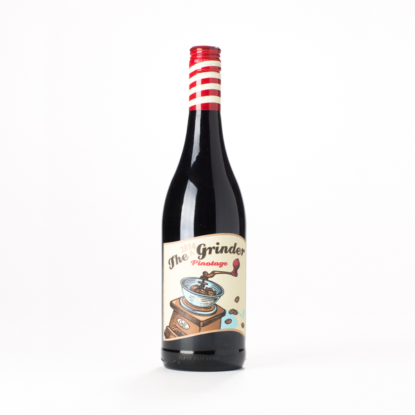 The Grinder Pinotage S. Arica
