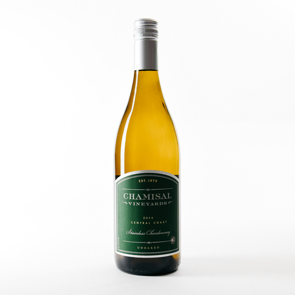 Chamisal Central Coast Chardonnay Stainless