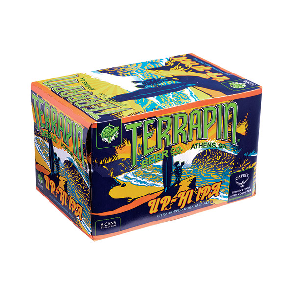 Terrapin Up Hi  6pk can