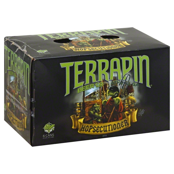 Terrapin Hopsecutioner 6pk can