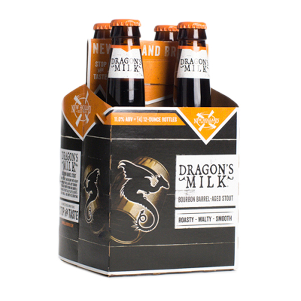 New Holland Dragon's Milk Stout 4pk btl