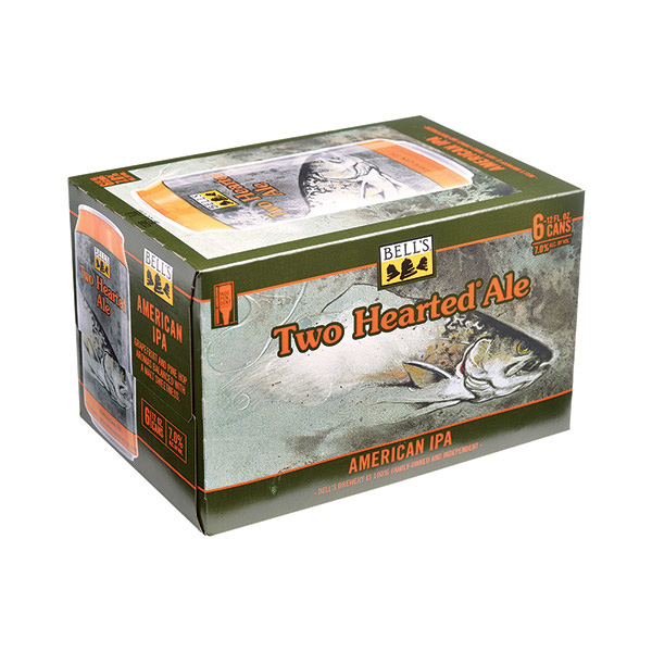 Bell's Two Hearted 6pk can By The Case!