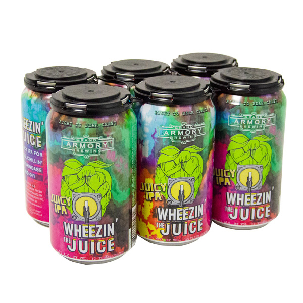 Grand Armory Wheezin' The Juice 6pk can By The Case!